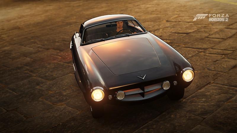 1952 Fiat 8V Supersonic