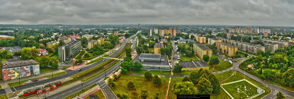 Sosnowiec - Pogoń