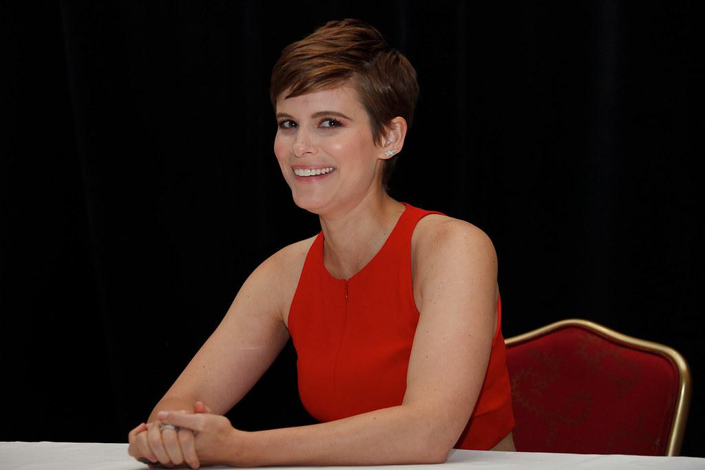 Кейт Мара — Пресс-конференция «Марсианин» на «TIFF» 2015 – 1