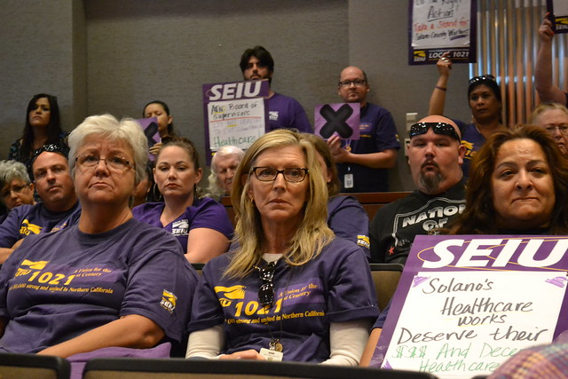 Solano County Board of Supervisors Action
