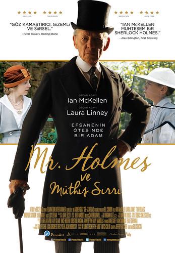 Mr. Holmes ve Müthiş Sırrı - Mr. Holmes (2015)