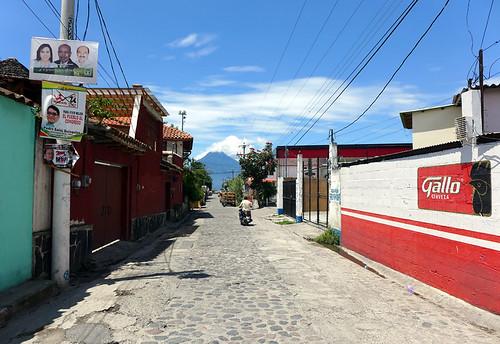 Calle de Panajachel