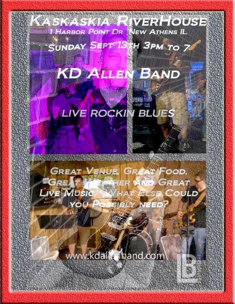 KD Allen Band 9-13-15