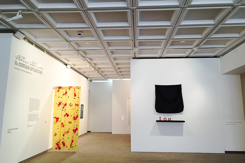 Lawrence Wilson Art Gallery (LWAG+)