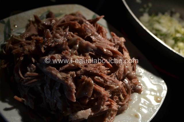 Parmentier de Canard Coloré © Ana Luthi Tous droits réservés 022