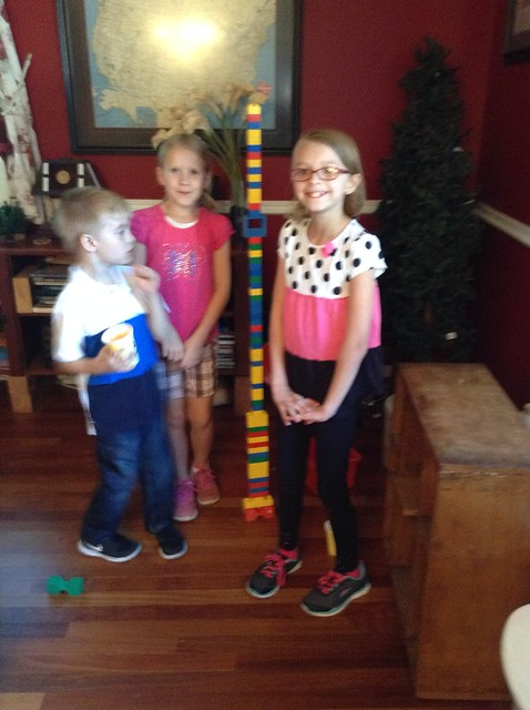 Lego Party Games - Tallest Tower