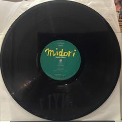 飯島真理:MIDORI(RECORD SIDE-A)