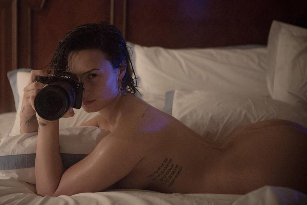 Деми Ловато — Фотосессия для «Vanity Fair» 2015 – 2