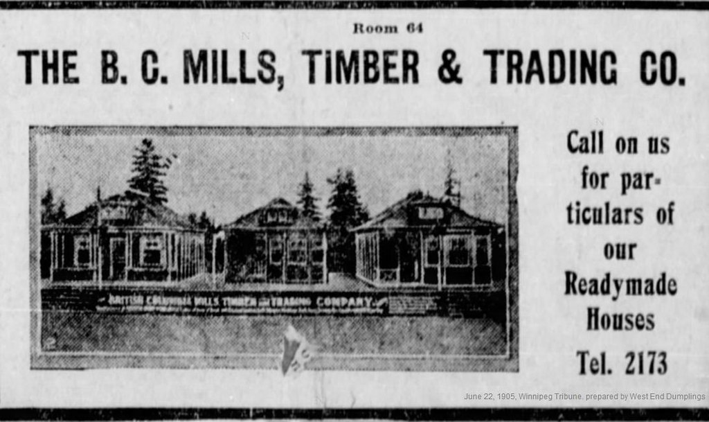 BC Mills Timber and Trading