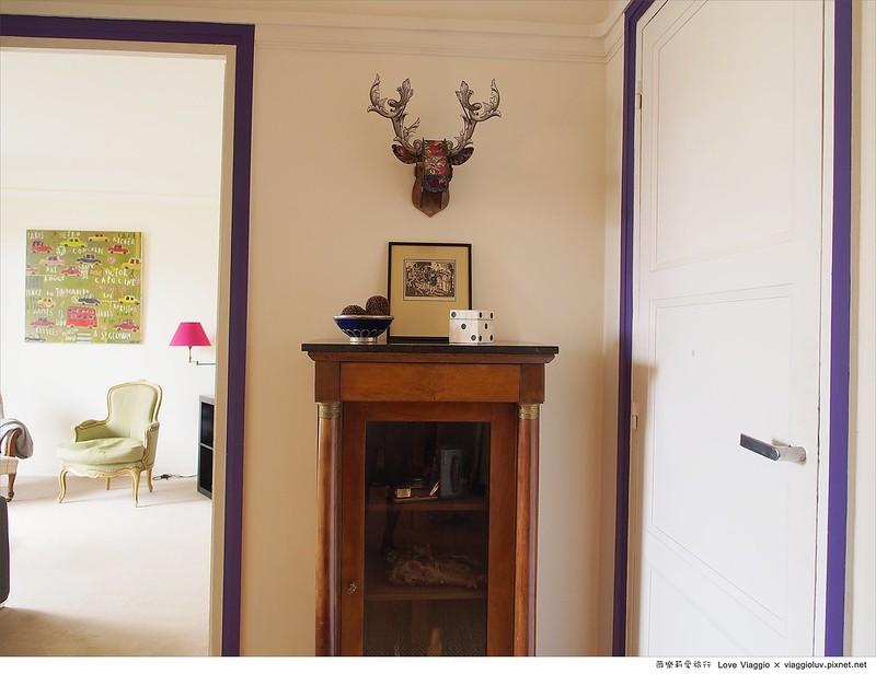 【巴黎 Paris】Airbnb巴黎日租公寓II 15區溫馨家庭風格 用不一樣的方式慢遊巴黎 @薇樂莉 ♥ Love Viaggio 微旅行