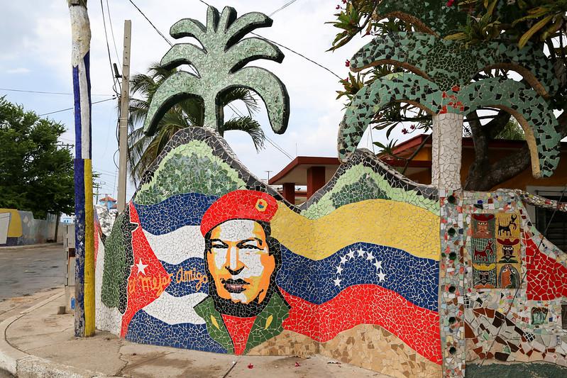 Fusterlandia, Cuba