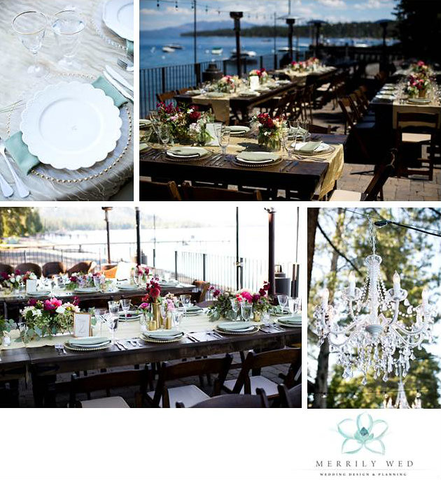 Lake Tahoe Wedding, West Shore Cafe Wedding, Merrily Wed Wedding Planner, Merrily Wed Lake Tahoe Weddings, the knot California magazine, Jay Reilly Photography, Tahoe Lakefront Wedding