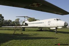SP-LHB - 3351809 - LOT - Tupolev TU-134A - Polish Aviation Musuem - Krakow, Poland - 151010 - Steven Gray - IMG_0450