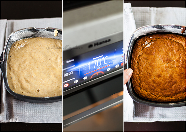 Making Cake