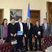 OAS Secretary General Met with Honduran Indignados to Discuss Mission against Corruption and Impunity