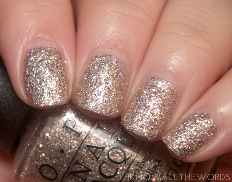 OPI Starlight Collection Ce-less-tial is More