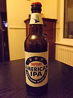 Shipyard Brewing Company, American IPA, USA