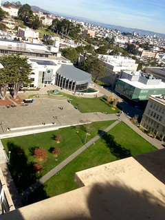 gleeson library and USF