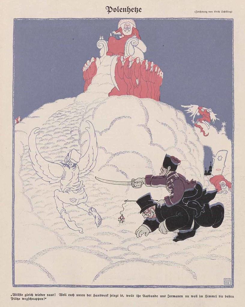 Erich Schilling - Polish Jokes, 1908