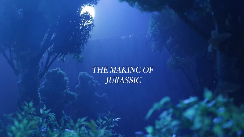 The making-of Jurassic