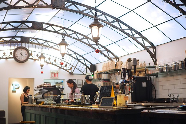 Platform 7 Cafe | Kitsilano, Vancouver