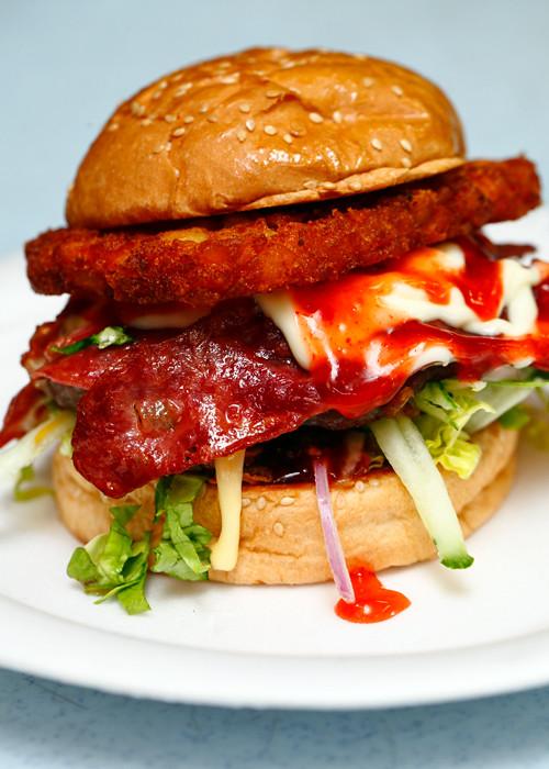 Burger mbira Big & Taste Burger