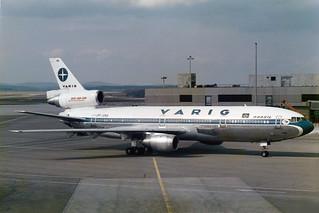 Varig McDonnell Douglas DC-10-30 PP-VMB