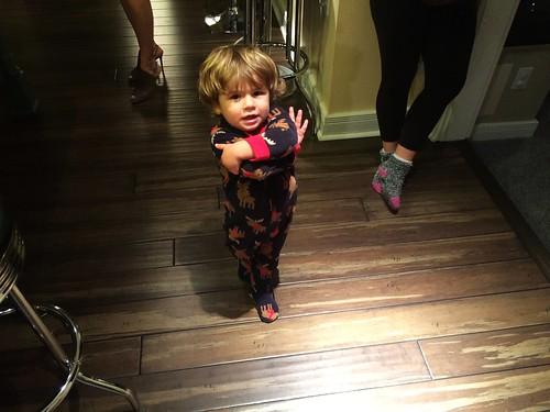 Little Kid Dance Moves (December 7 2014)