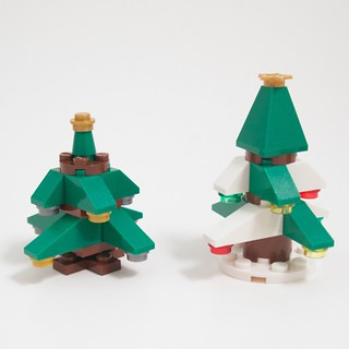 LEGO Advent 2015 Day 23 Tree Comparison