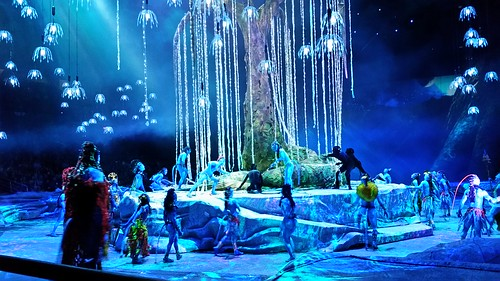 Toruk The First Flight Cirque du Soleil - by Lapdog Creations