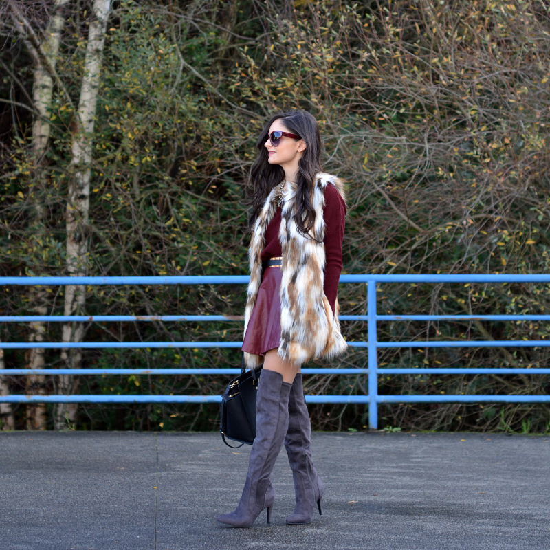 zara_ootd_highboots_burdeos_burgundy_vest_michael kors_02