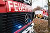 Lkw Unfall Industriegebiet Idstein 09.12.16