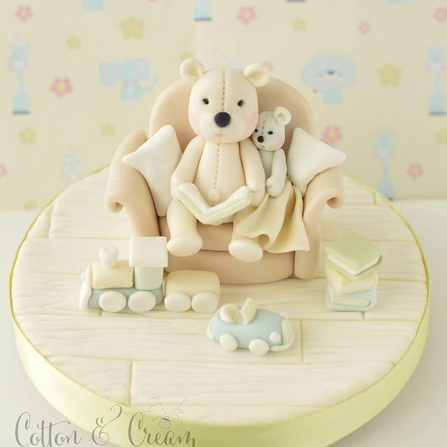 Cake by Cotton & Cream