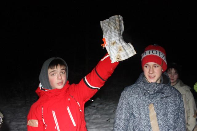 Biwak zimowy 2015