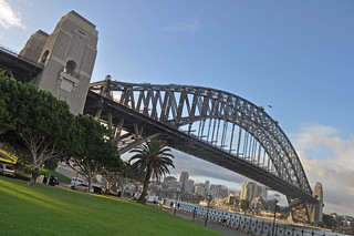 Australia - NSW - Sydney - Dawes Pt Park - Harbour Bridge
