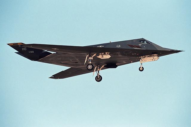 F-117A 85-0819/HO