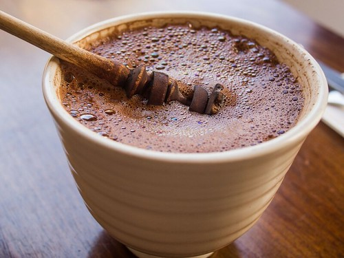 Chocolate oaxaqueño.