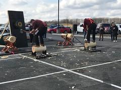 18 DT lumberjack demo