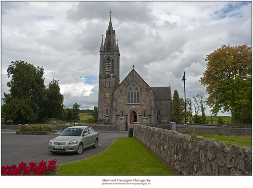 ireland westmeath ballinahown church