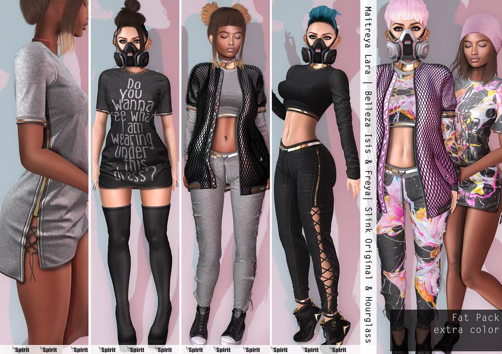 SPIRIT - Neo outfit - SecondLifeHub.com