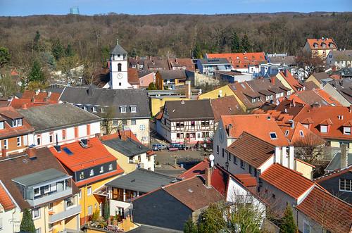 Neu-Isenburg Alter Ort - Marktplatz