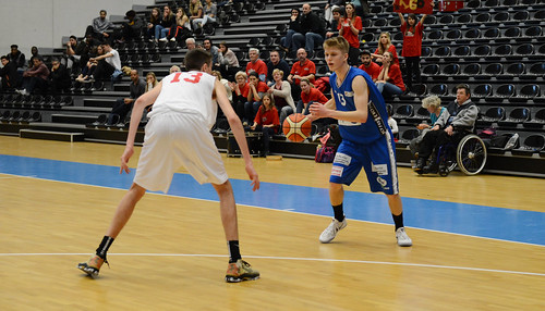 Grande Finale Fribourg Académie U16m -  Swiss Central Basket 46