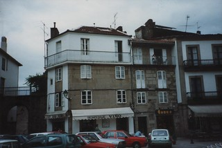 A hotel in Galicia