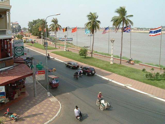 Top 10 Hotels in Phnom Penh, Cambodia