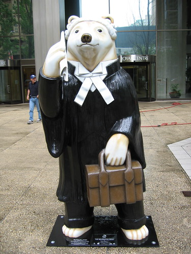 Barrister Bear