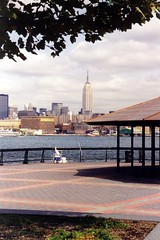 Empire State Building: View from Hoboken
