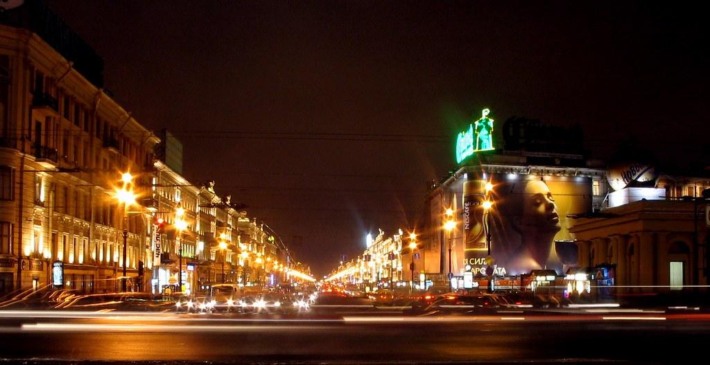 Nevsky Prospect, St Pete Russia