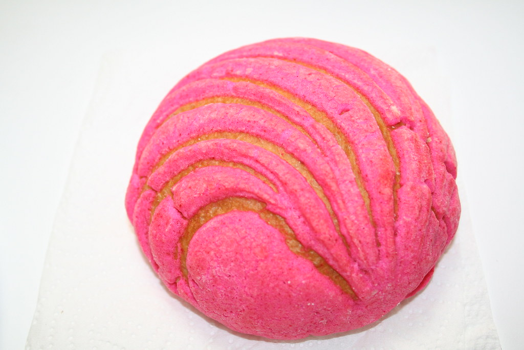 Pan Dulce Its Mexican Sweet Bread La Concha I See Thes Flickr