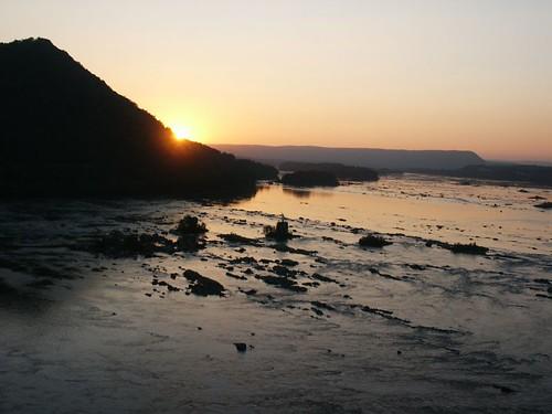 sunset river landscape pennsylvania climbing pa susquehanna susquehannariver dauphinnarrows susquehannastatueofliberty ericbeyeler harrisburgarea