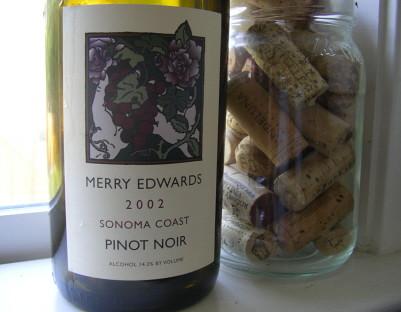 2002 Merry Edwards Pinot Noir